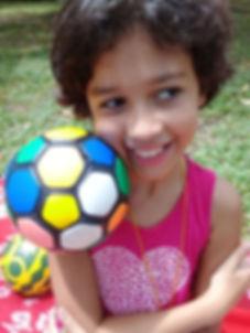 Paixão pela bola