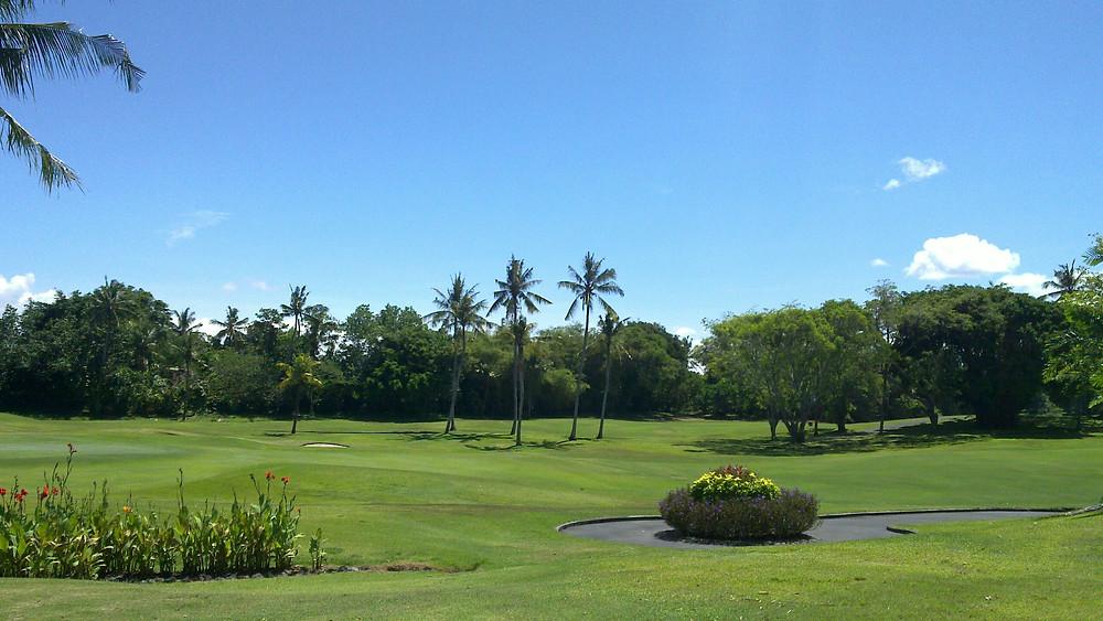 Tabanan - golf field
