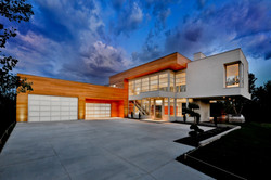 modern-aluminum-fullview-garage-door