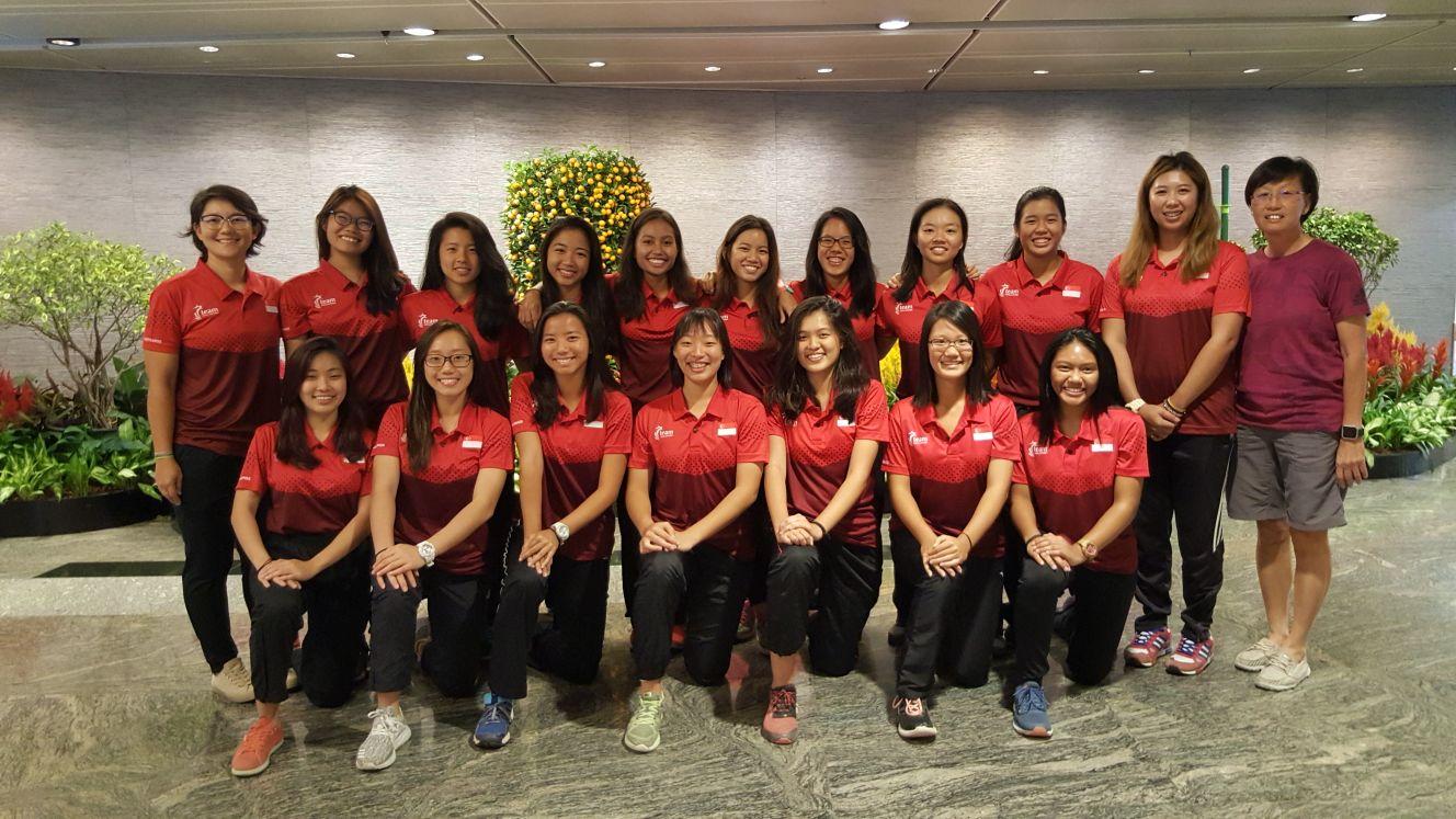 U19 Women's Team