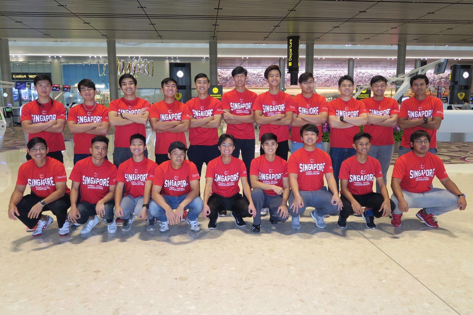Men's Team - Final Selection
