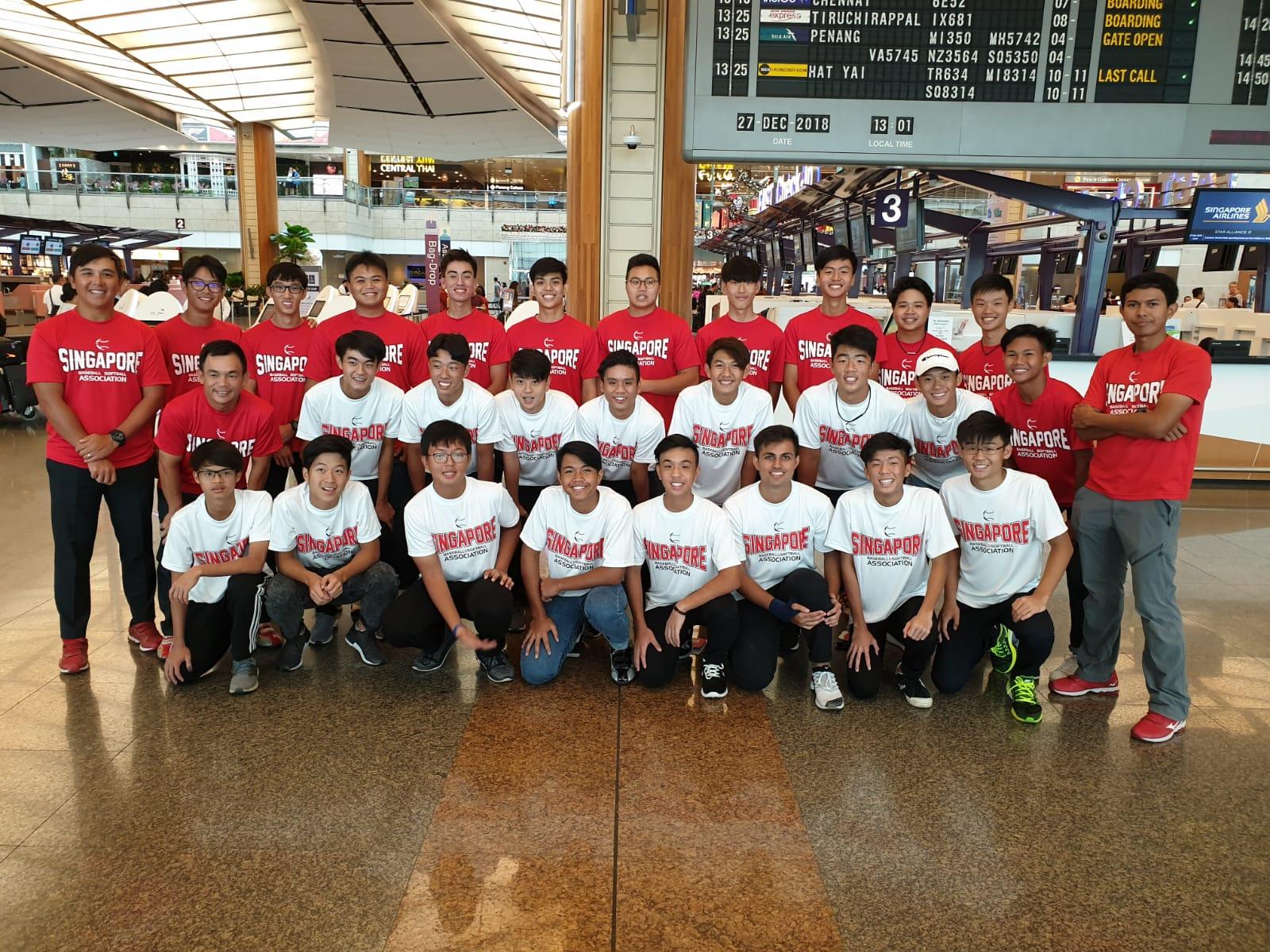 Mens Team (U16-19)