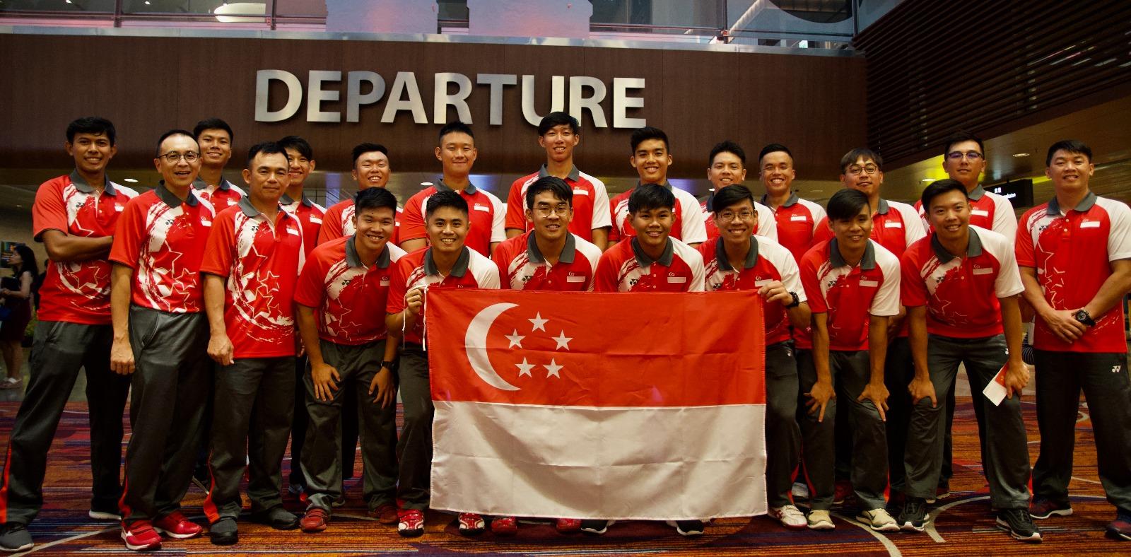 Mens World Championship Team