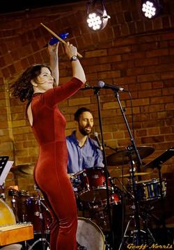 Simona Smirnova at Doo Bop Jazz Bar