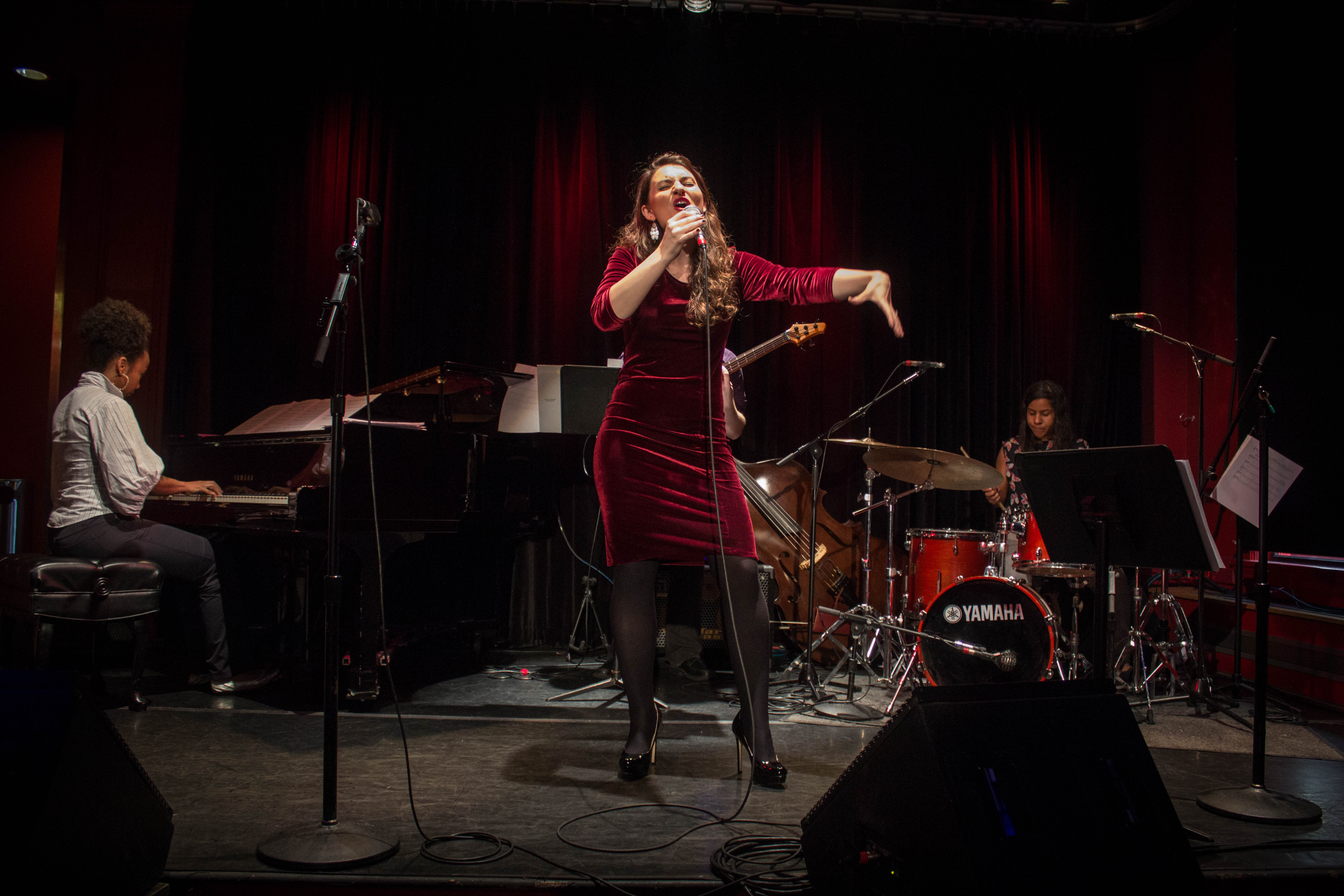 Simona Smirnova Jazz Quintet @ Red Room