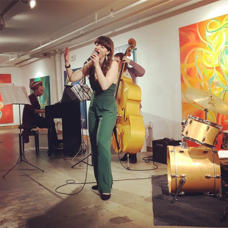 Simona Smirnova Jazz Quartet
