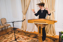 Performance at The Embassy of Lithuania