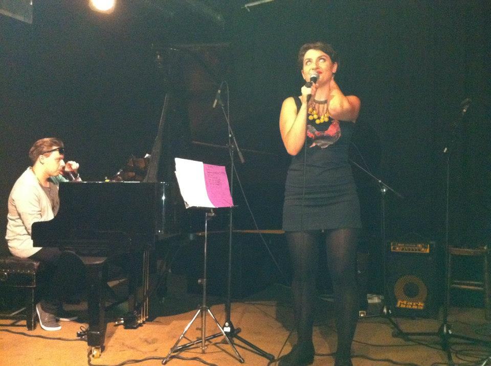 Performing @Vortex Jazz Club, London