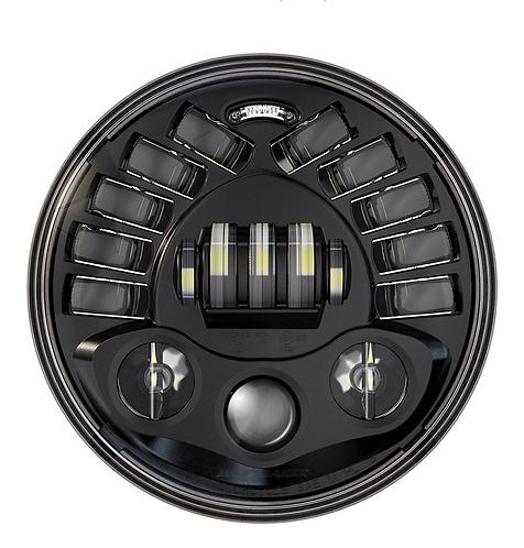 Headlight-84W