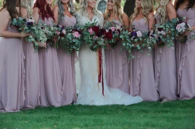 Our girlfriends our the sisters we picked out for ourselves! 📷by _darahjonesphotography_  #bridesma