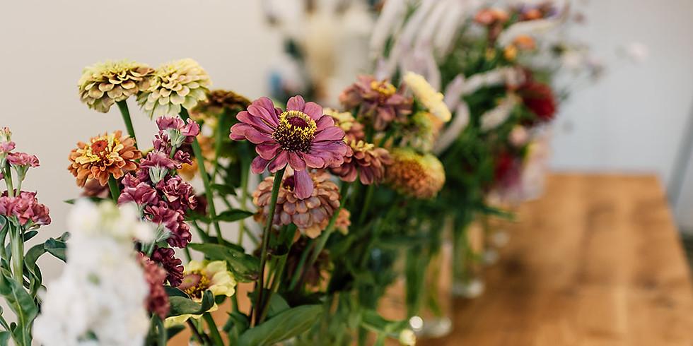 Kids Floral Arrangement Class