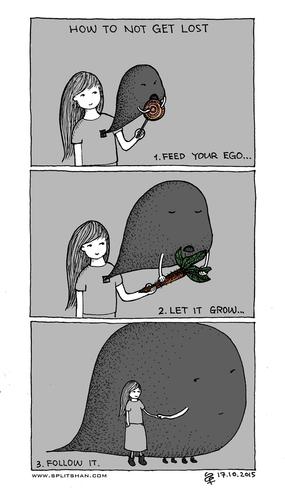 My Ego.