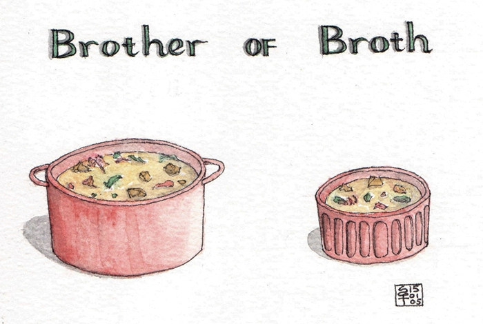 Broth and Brother