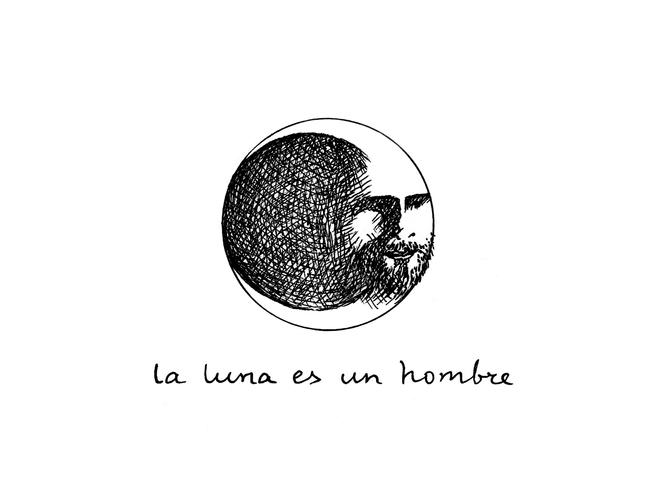 Él es la luna