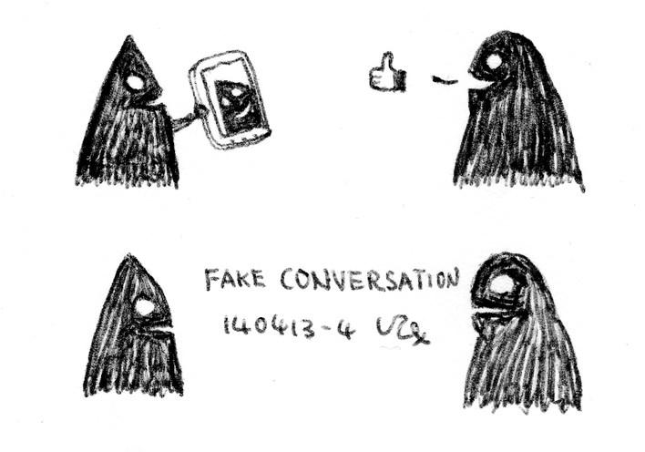 Fake Conversation2