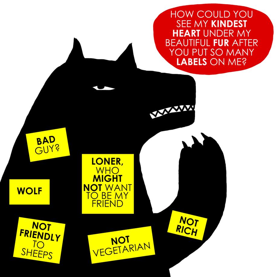 Labels.