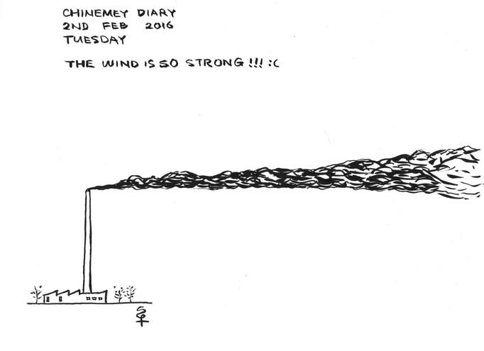 Chimney Diary.