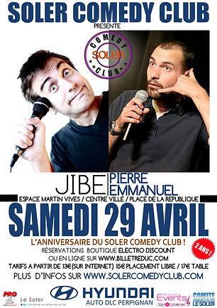 Soler Comedy Club