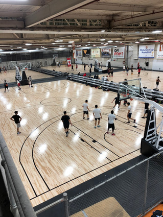 Our Four Full Size Courts