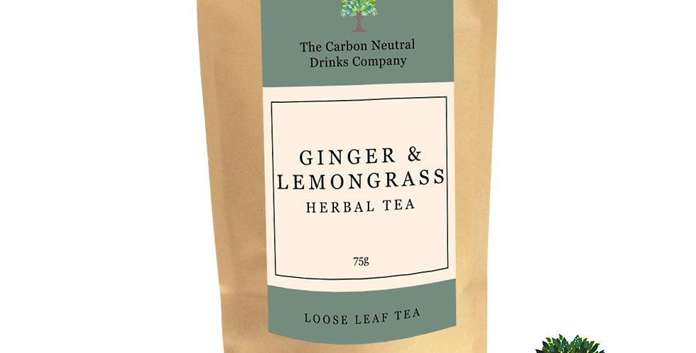 Ginger & Lemongrass - Loose Leaf