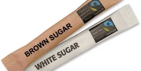1000 Fairtrade Sugar Sticks