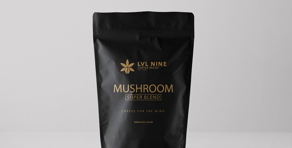 Mushroom Super Blend