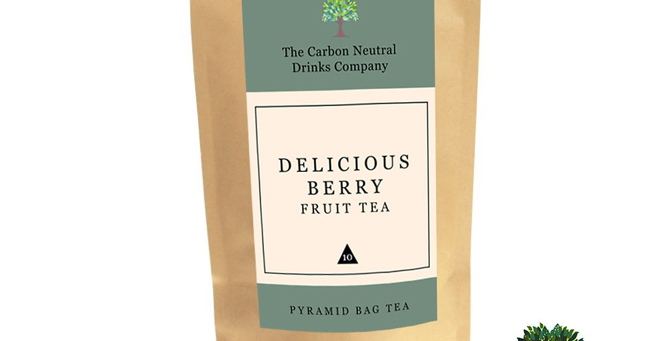 Delicious Berry - Teabags