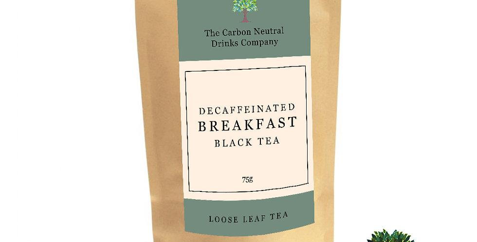 Decaffeinated English Breakfast - Loose Leaf
