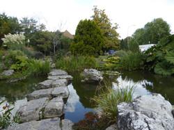 rock garden Preston Park