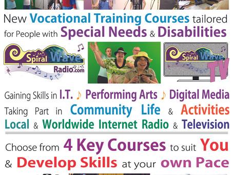 New 2015 Media Courses!!!