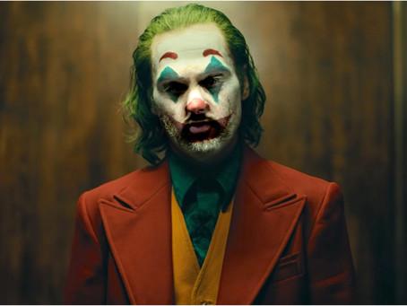 Luke as the Joker