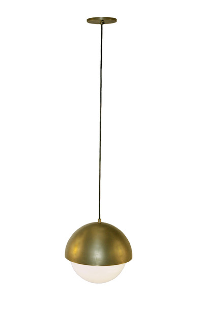 Lane Pendant, Brass