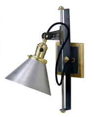 Queen City Clamp Sconce