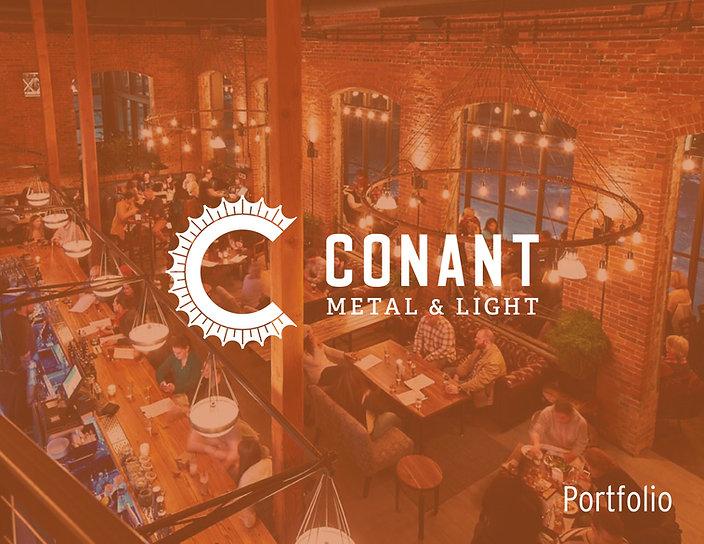 ConantMetalAndLight_Portfolio_Cover Page