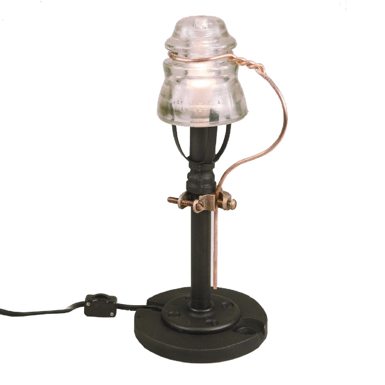 Telegraph Table Lamp