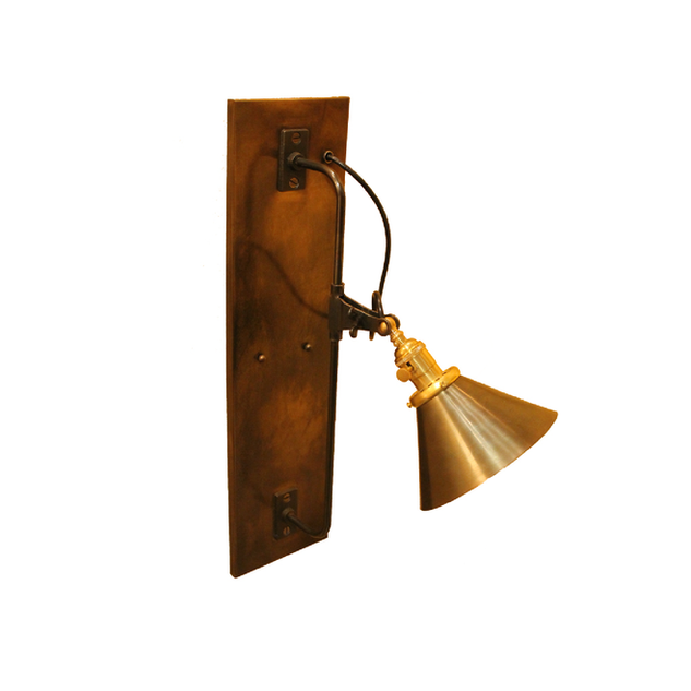 Clampy Gripper Sconce