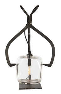 Ice Tong Table Lamp