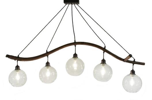 Snath Five Light Linear