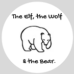 The Elf the Wolf and the Bear Logo full.