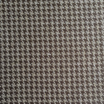 """Astley Crossing Chocolate *KB Fabrics Exclusive Pattern* ·42% Polyester, 39% Acrylic, 19% Recycled Cotton ·54"""" ·Repeat: H: 0.88"""" x V: 0.38"""" ·30,000 Double Rubs ·Uses: Upholstery, Residential, Contract ·Cleaning Code: S ·Railroaded: Yes ·Country of Origin: USA"""