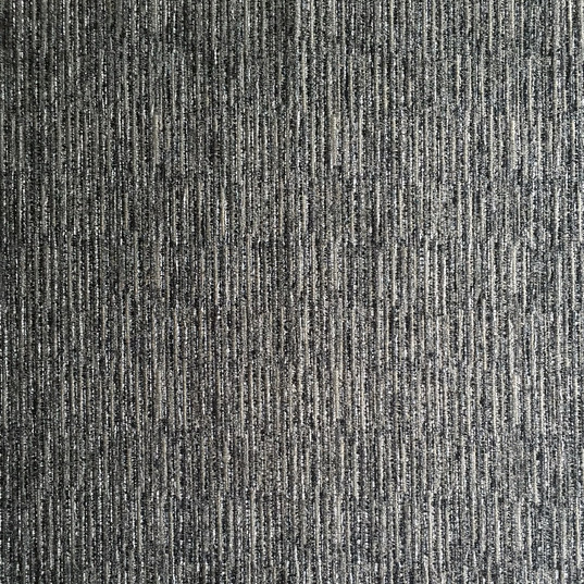 "Patina Pewter *KB Fabrics Exclusive Pattern* ·53% Rayon, 35% Polyester, 12% Acrylic ·54"" ·15,000 Double Rubs ·Repeat: H: 3.63"" x V: 5"" ·Uses: Upholstery, Residential ·Cleaning Code: S ·Railroaded: Yes ·Country of Origin: USA"