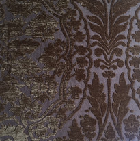 """Vinetto Gold *KB Fabrics Exclusive Pattern* ·76% Polyester, 24% Rayon ·54"""" ·30,000 Double Rubs ·Repeat: H: 27.5"""" x V: 47.63"""" ·Uses: Upholstery, Residential, Contract ·Cleaning Code: S ·Railroaded: No"""