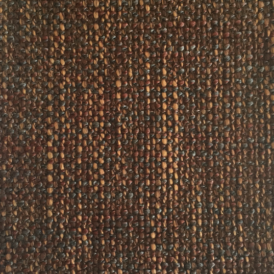 "Contempo Brown ·100% Polyester ·54"" ·36,000 Double Rubs ·Cleaning Code: S ·Railroaded ·Uses: Upholstery"