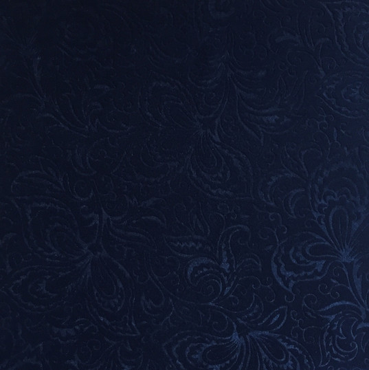 "Porto Embossed Black ·100% Polyester ·54"" ·100,000+ Double Rubs ·Repeat: Continuous Pattern ·Uses: Upholstery, Residential, Contract, Hospitality, Commercial ·Cleaning Code: S ·Railroaded: No ·Country of Origin: USA"