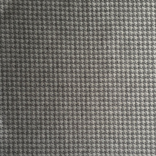 "Astley Crossing Grey *KB Fabrics Exclusive Pattern* ·42% Polyester, 39% Acrylic, 19% Recycled Cotton ·54"" ·Repeat: H: 0.88"" x V: 0.38"" ·30,000 Double Rubs ·Uses: Upholstery, Residential, Contract ·Cleaning Code: S ·Railroaded: Yes ·Country of Origin: USA"