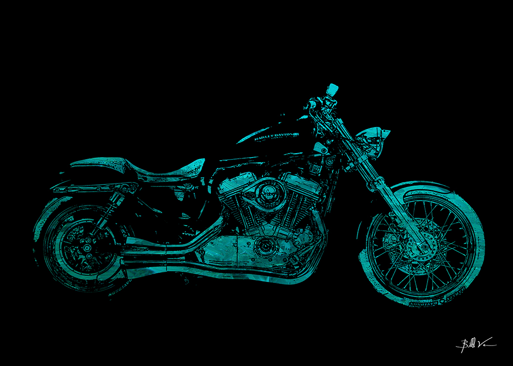 Harley-Davidson-Sportster-XL-1200R