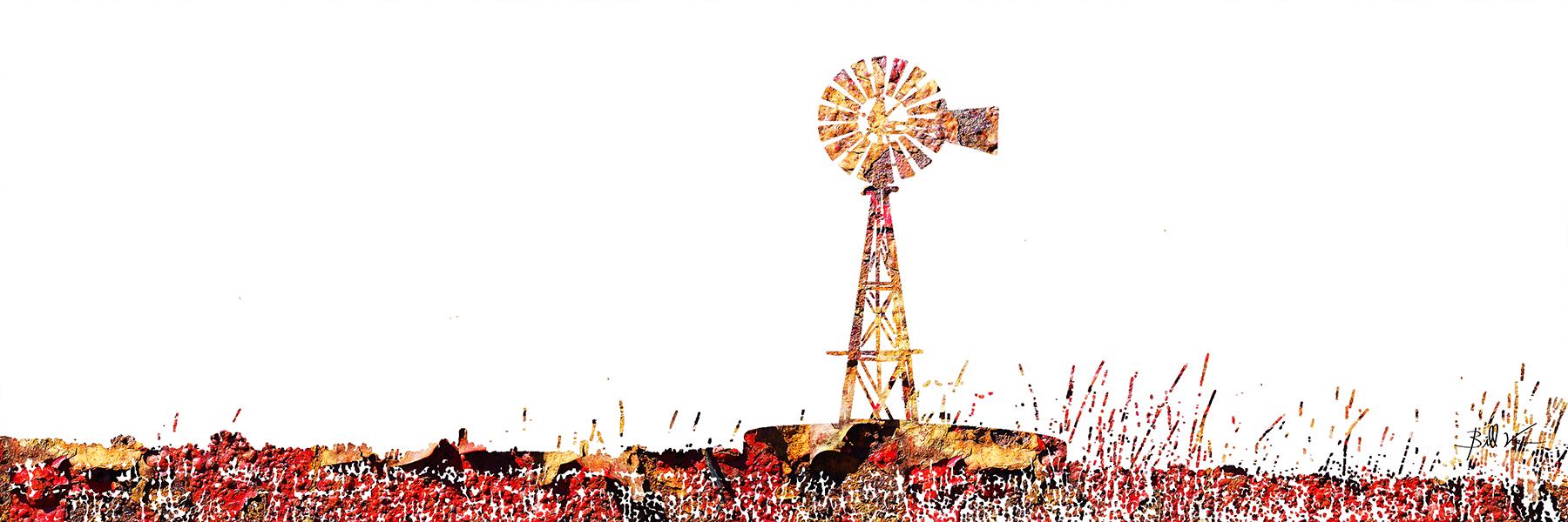 Windmill in the Field