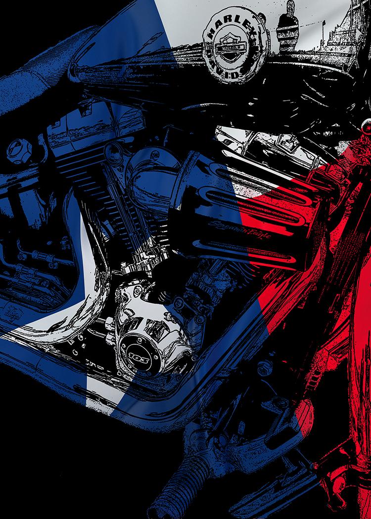 Harley 103 Texas
