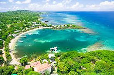 Halfmoon Bay, Roatan, Honduras
