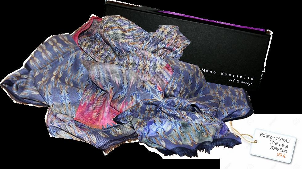 echarpes laine et soie 160x45 99 eiros.p